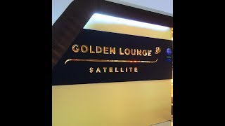 Malaysia Airlines Golden Lounge KLIA Satellite Building