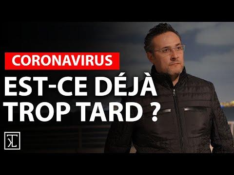 Coronavirus: Avons-nous déjà perdu le combat ?