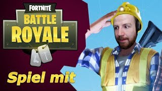[Recording] Fortnite - Abo zocken spiel with Battle Royal PS4 🎊 Steam Key Giveaway