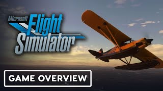 Microsoft Flight Simulator - Game Overview | Xbox Games Showcase