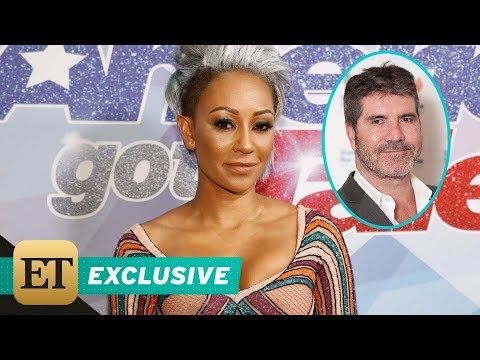 EXCLUSIVE: Mel B on Why She Threw Water at Simon Cowell During Emotional 'AGT' Episode