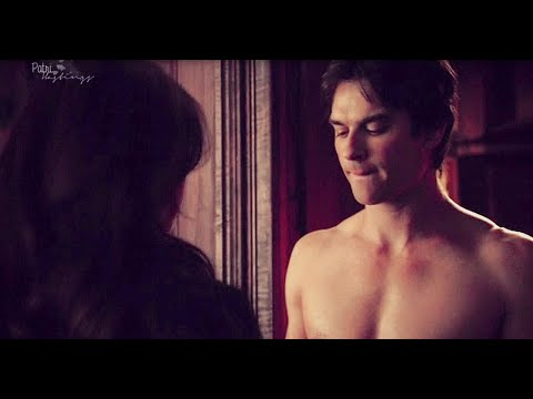 Fifty Shades Of Damon Salvatore |Crazy in love