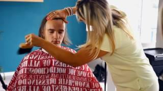 Żabson - Stylizacja HairStylerz (Warkoczyki)