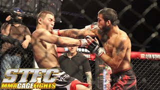 STFC:29 Leroy Martinez vs Ruben Martinez full fight HD