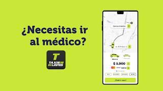 ¿Necesitas ir al médico? | Pide tu taxi por nuestra App Taxis Libres