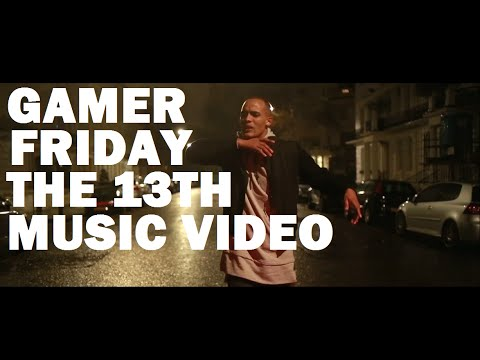 Gamer - Friday The 13th [Music Video] @Mrrhyscharles | Grime Report Tv