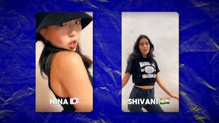 Hina & Shivani Dance to 'My Resort' by ¥ellow Bucks