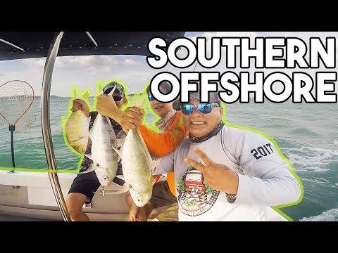 SINGAPORE OFFSHORE FISHING | FACEPALMFISHING