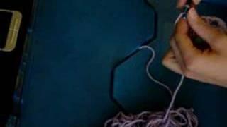 Granny Square- Pt 4 double crochet corners