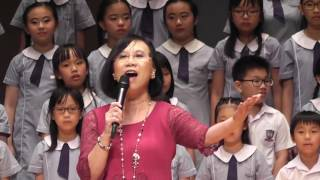 屯門官立小學 2015-2016畢業典禮 合唱團表演 Par