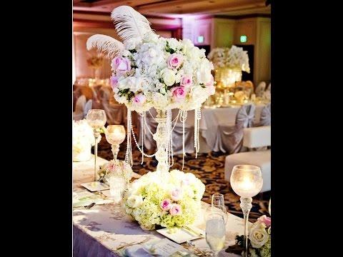 Как украсить свадебный зал. Фото. Идеи смотреть в хорошем качестве