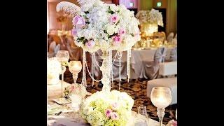 Как украсить свадебный зал. Фото. Идеи