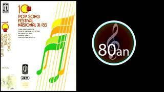 Vina Panduwinata - Salamku Untuknya / FLPI 1983 (Lirik)