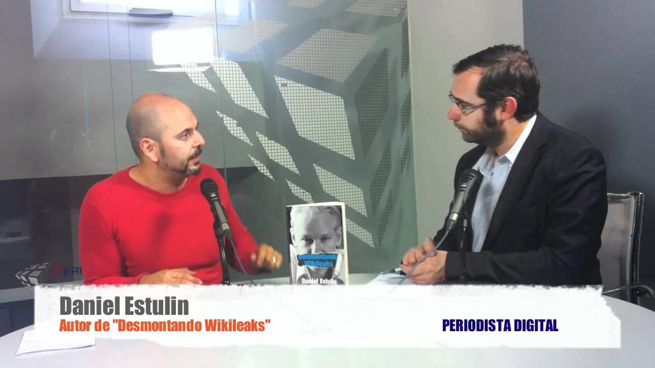 """Entrevista a Daniel Estulin, autor de """"Desmontando Wikileaks"""". Junio 2011"""