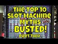The Top 10 Slot Machine Myths - BUSTED! - Part 2