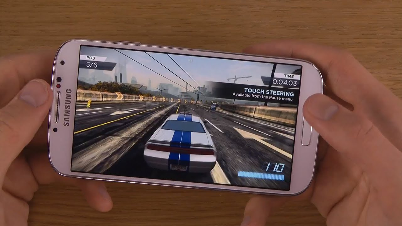 Top 7 Racing Games Samsung Galaxy S4 Gameplay Review