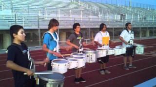 Mang Drumming Video