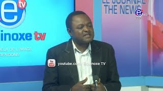THE 6PM NEWS Guest: Gilbert NGIMNDOH) THURSDAY FEBRUARY 28th 2019 - EQUINOXE TV
