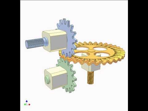 Sheet metal gears