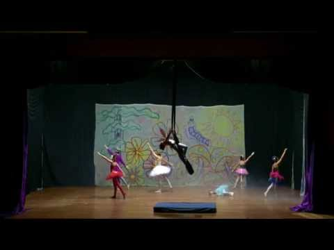 Happy Feet Ballet Alice In Wonderland 2015
