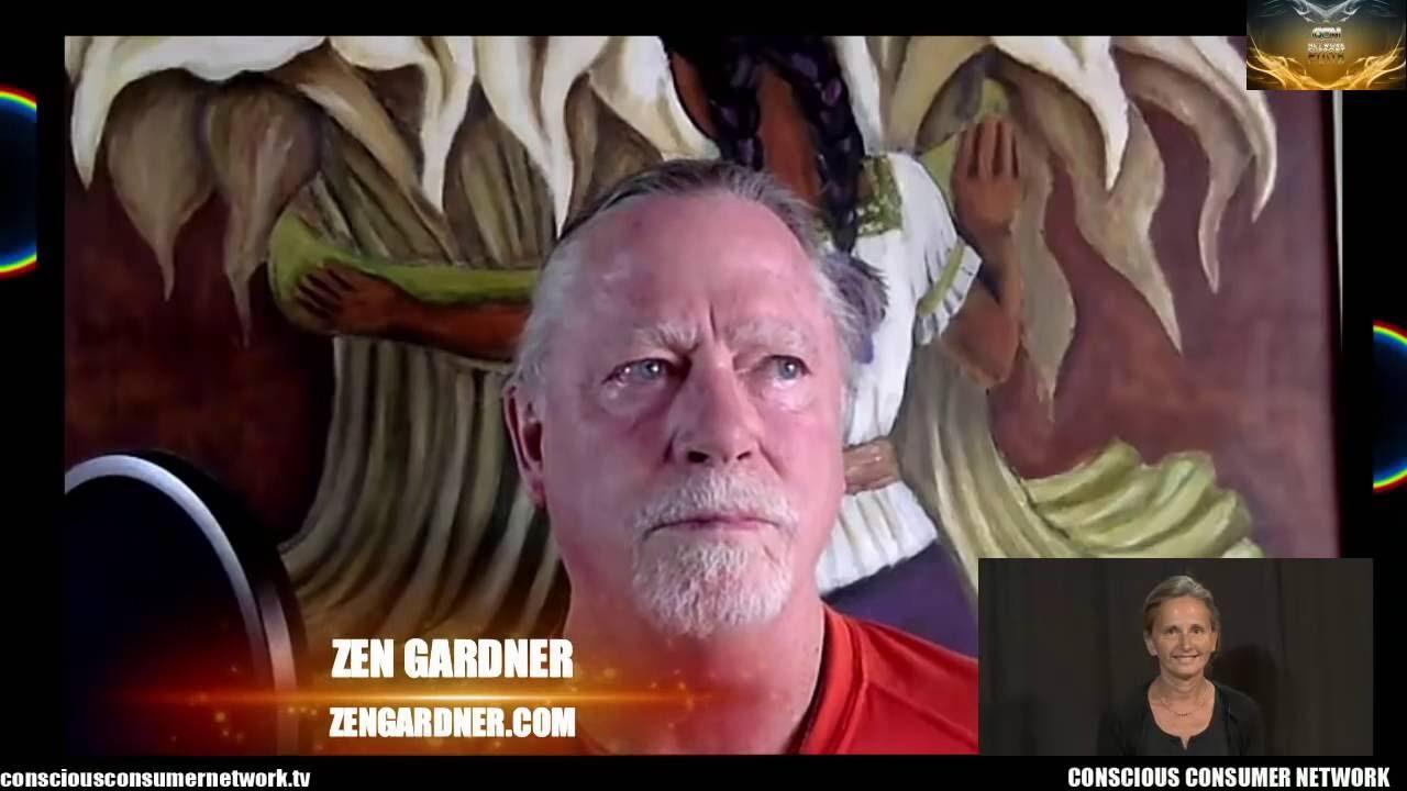 Zen gardner
