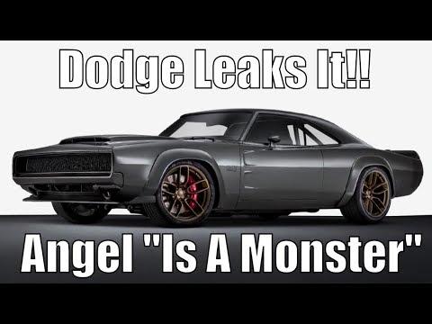 Download Dodge Leaks It Angel Is A Monster It Will Run Low 9 S Mp3