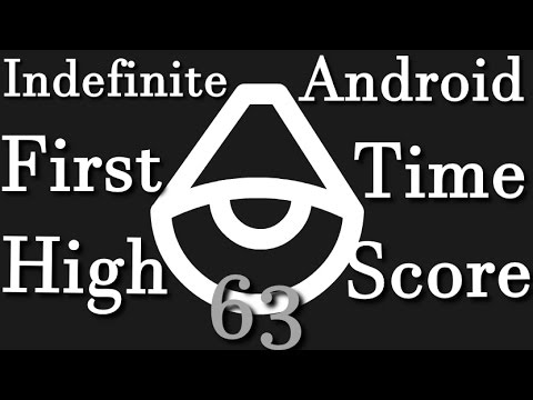 Indefinite Interrogation Game | Android | Gameplay | First Time High Score 63 | The Bipolar Guy