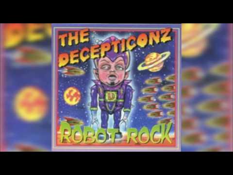 The Decepticonz - Robot Rock (1997) [FULL ALBUM]