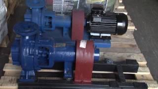 видео Купите насос консольно-моноблочный КМ80-50-200/2-5 с двигателем 15/3000 в Москве. насосы КМ - КМ  80-50-200 оптом и в розницу.
