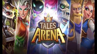 Tales Arena - This is the RTS Games ON your Palm - Android Gameplay