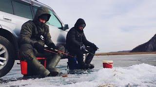 ЗИМНЯЯ РЫБАЛКА 2021 Рыбалка на Сучане река Партизанская Корюшка