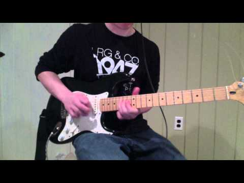 Marvel Years (Cory Wythe) - Promo Guitar Video