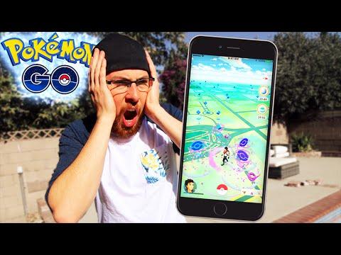 THE BEST POKESTOP AREA EVER! 4 Way Pokemon Go Pokestop ...