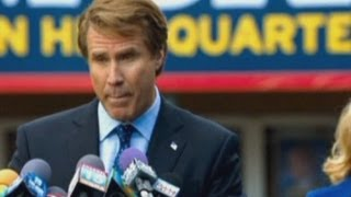 Will Ferrell interview: Actor gets political for new film The Campaign