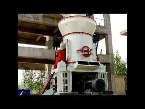 Vertical Mill Applied For Grinding Plant In Usa  Roll Mill Kaolin