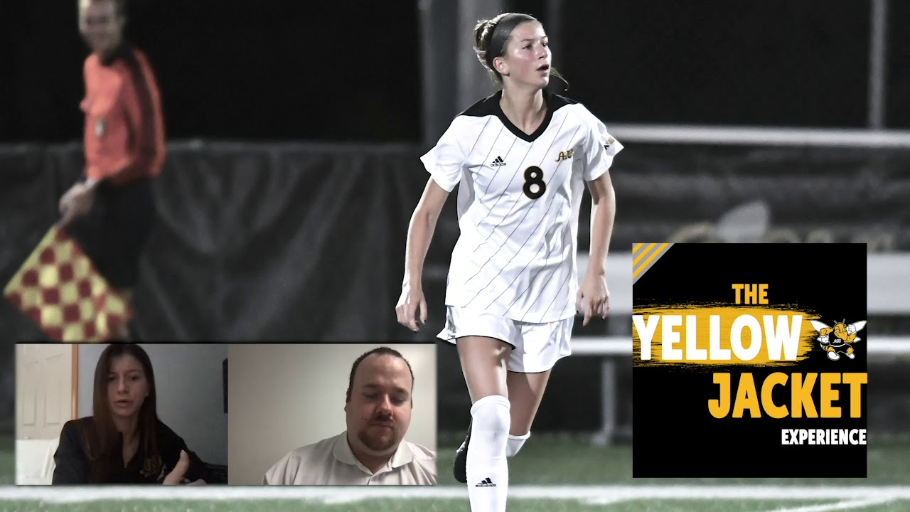 The Yellow Jacket Experience: Trystin Burger, women's soccer