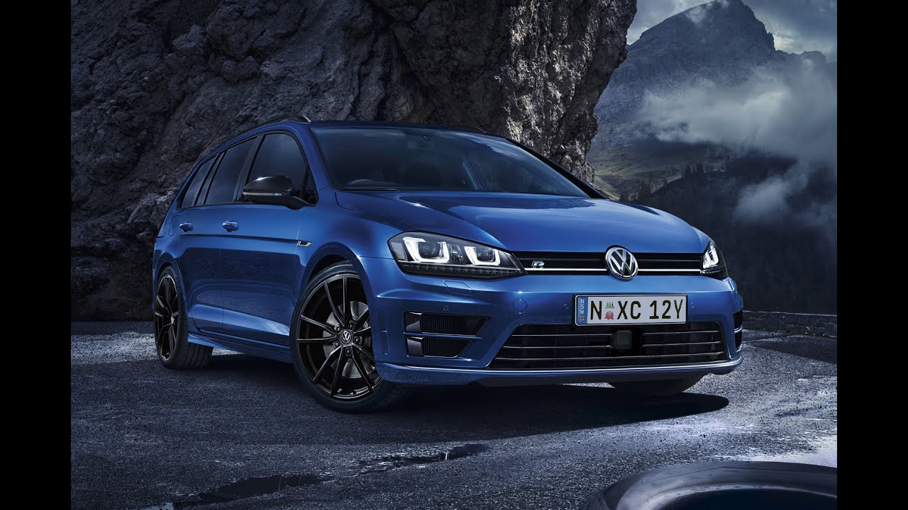 2015 Volkswagen Golf R Wagon Review Release Date Price Features