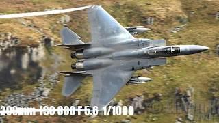 F-15c Grim Reapers Low Level Mach Loop!!