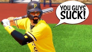 I FREAKED OUT ON MY TEAM! MLB The Show 19   Road To The Show Gameplay #107