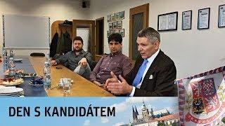 Hledá se prezident: Den s Jiřím Hynkem