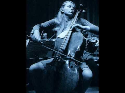 Jacqueline du Pre- Le Cygne-- The Swan. Saint-Saens