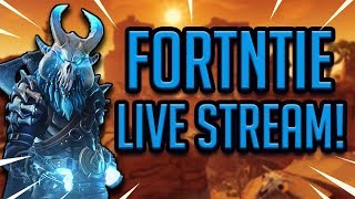 🔴 PLAYING WITH SUBS! \\ FORTNITE XBOX LIVE STREAM \\ V BUCKS GIVEAWAY!