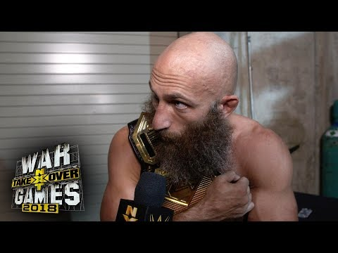 """Tommaso Ciampa dubs the young Velveteen Dream a """"prodigy"""": WWE Exclusive, Nov. 17, 2018"""