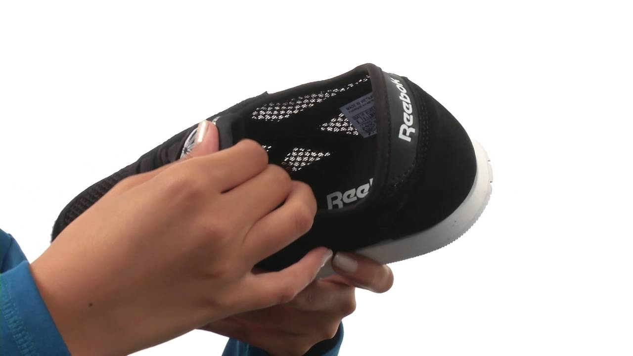 106d09f3842 Reebok Lifestyle Classic Nylon Slim Mesh SKU 8688523 - YouTube