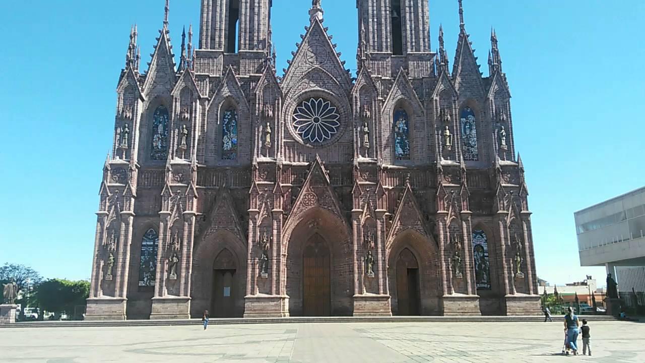 La catedral de zamora michoac n youtube for Catedral de zamora interior