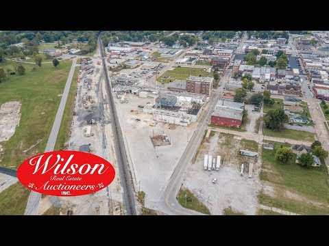 COMMERCIAL/ INDUSTRIAL ABSOLUTE REAL ESTATE AUCTION ~ NEOSHO, MO