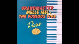 Grandmaster Melle Mel & The Furious Five - Gangster Movies (1989)