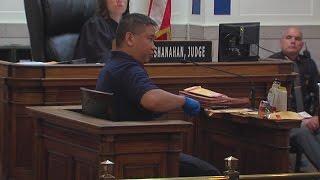 CPD Crime Scene Investigator analyzes evidence in Tensing trial