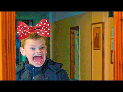 ДЕВОЧКИ ПРЕВРАТИЛИСЬ В МАЛЬЧИКОВ!! (Крутые детки) Cool Kids House