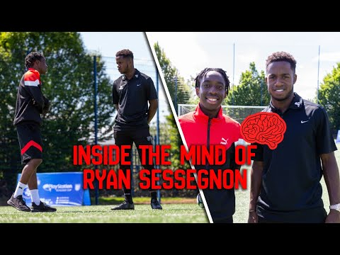 A LOOK INSIDE THE MIND OF RYAN SESSEGNON...